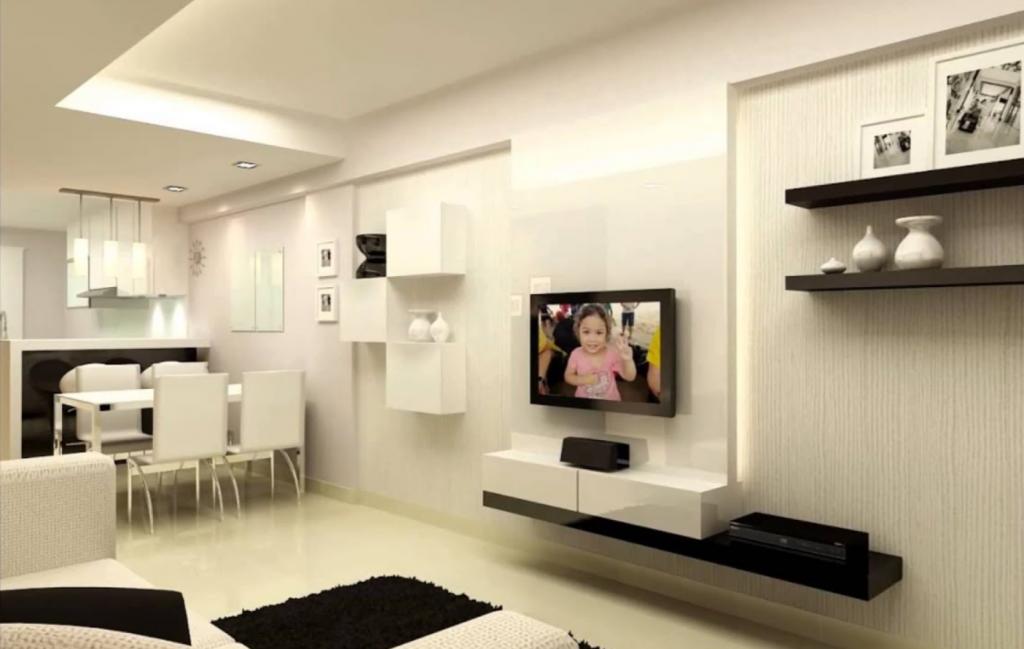 Warna Dinding Yang Tepat Untuk Rumah Tipe 36 warna krem