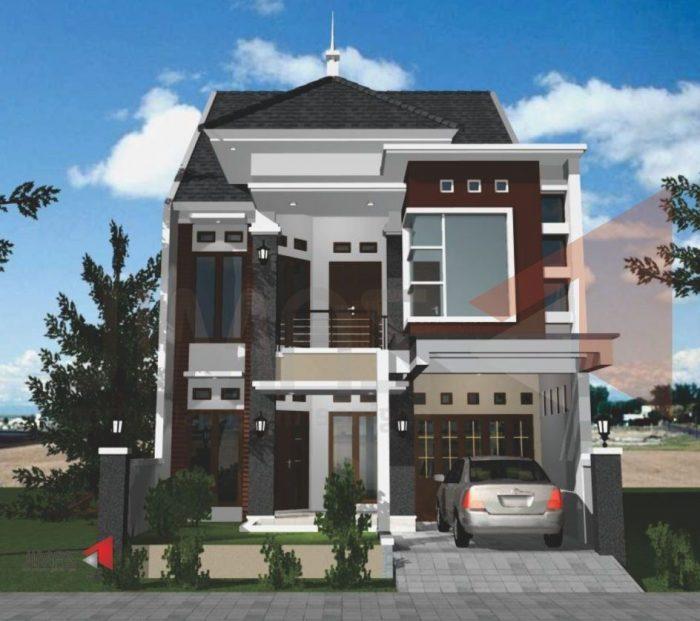 Konsep Ideal Untuk Desain Rumah Minimalis 2 Lantai