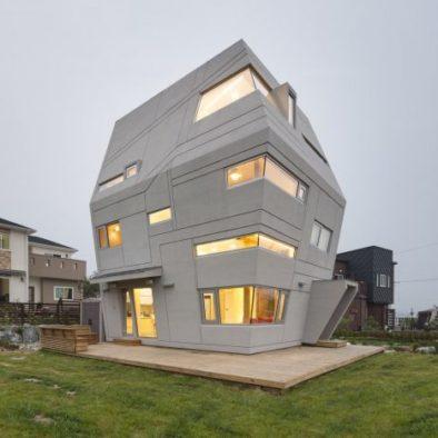 inspirasi desain rumah minimalis ala korea yang harus dicoba