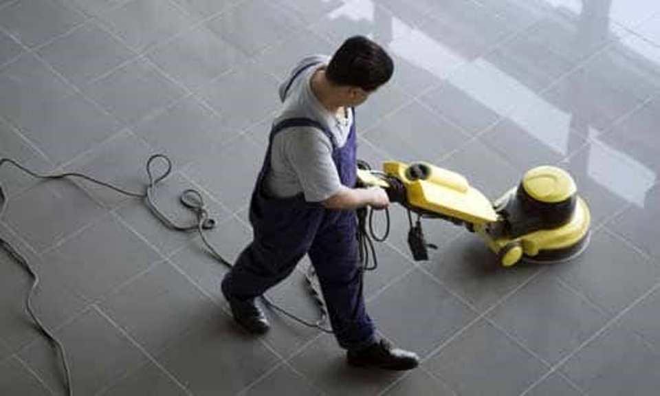 3 hal yang sering luput saat membersihkan lantai marmer