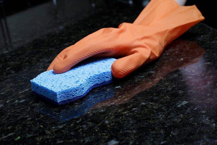 3 kiat sukses cara membersihkan batu marmer