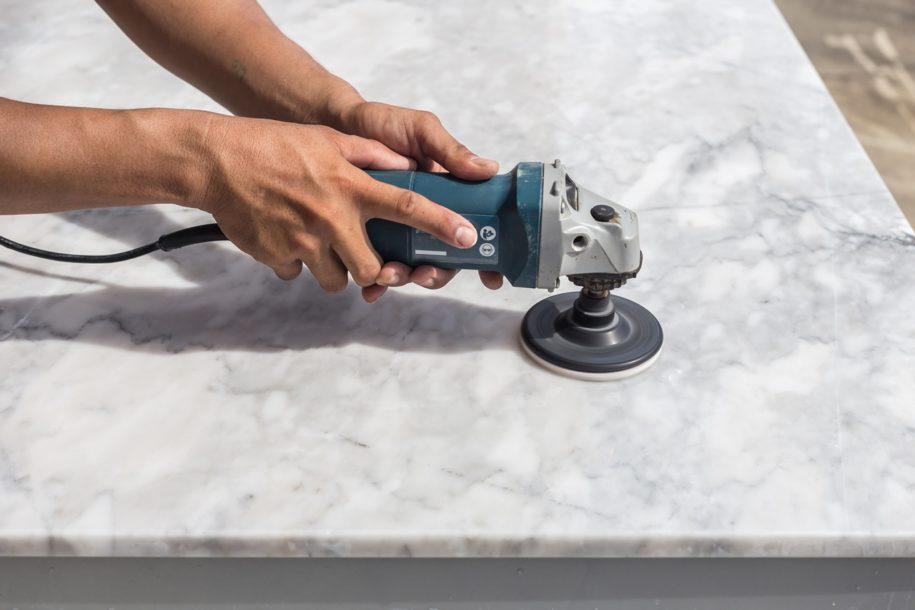 Langkah Kerja Dalam Cara Kristalisasi Marmer Yang Dilakukan Oleh Jasa Poles Marmer