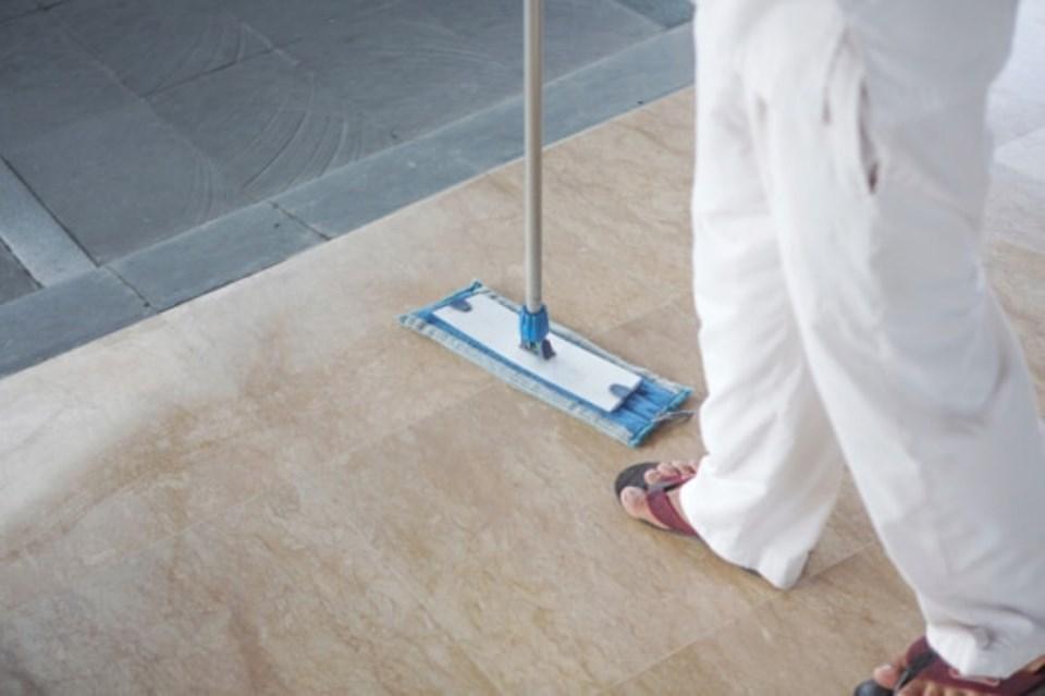 ilmu praktis cara membersihkan batu marmer