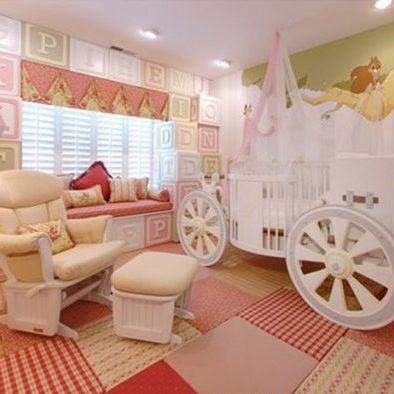 20 tips desain interior kamar bayi