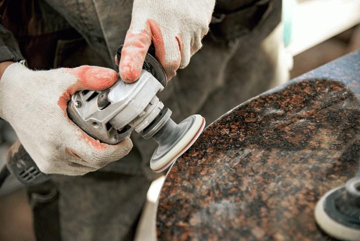 Cara Mudah Poles Granit Berikut Alatnya
