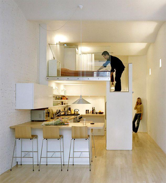 Tips Desain Interior Studio Apartemen