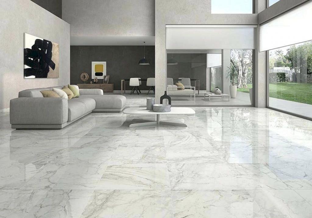ide motif granit ruang tamu yang modern dan futuristik untuk anda