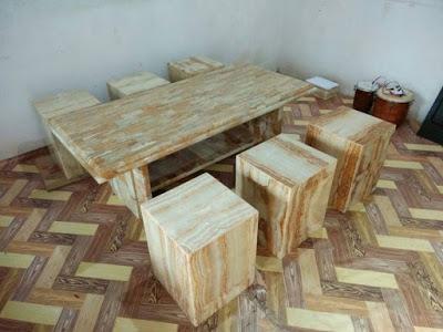 5 tips memilih meja marmer tulungagung sesuai dengan ruangan